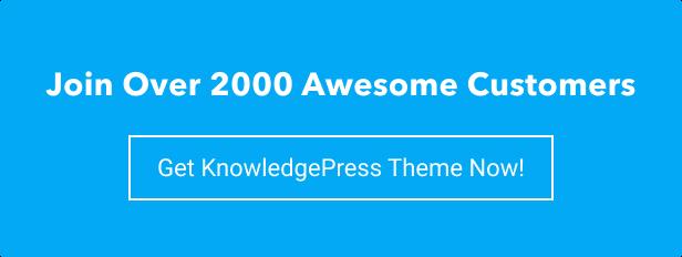 Knowledge Base | Helpdesk | Wiki | FAQ WordPress Theme - 3